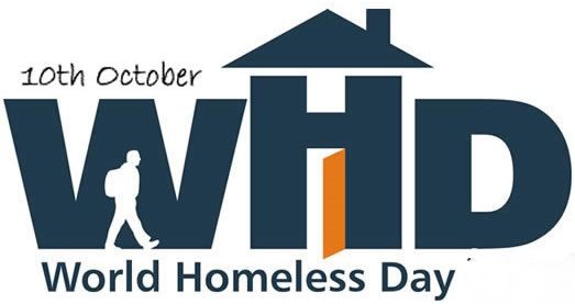 World Homeless Day 2018 Official Logo